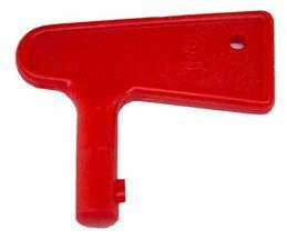 Løs nøgle til hovedafbryder - 9 mm