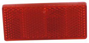 Rød refleks 69 x 31 *,5 mm