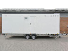Scanvogn 660-4P - Miljøvogn