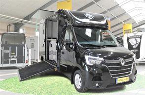 Sodiak Luxury Hestetransport  2,3 dCi 145 Renault Master IV Automatic