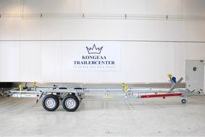 TEMARED Boat B35/096/23 - m/dobbelt ruller