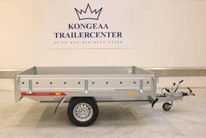 TEMARED Transporter 2515C - Aluminium 1 Aksel