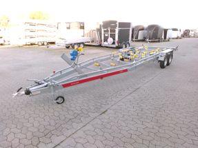 Udlejning nr. 93 Bådtrailer Tema 3500 kg.