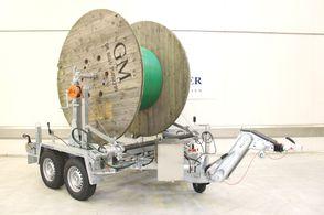Kongeaa TTA 2091B - 3500 kg - Med benzinmotor