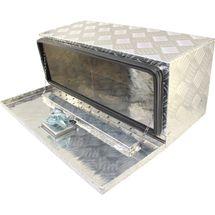 Værktøjskasse til trailer - 655 x 350 x 330