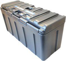 Original FIT-ZEL værktøjskasse til trailer - 660 x 250 x 320 mm