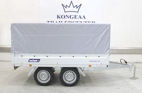 Variant 756 A - 13 - Stål - 750kg - m/ Høj presenning