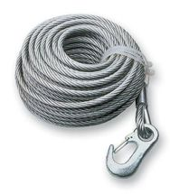 Wire f/spil 4 mm x 10 mtr