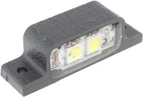 Nummerpladelygte MINI LED SMD