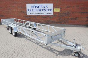 TEMARED Rørtrailer 6112/2 - 750 kg.